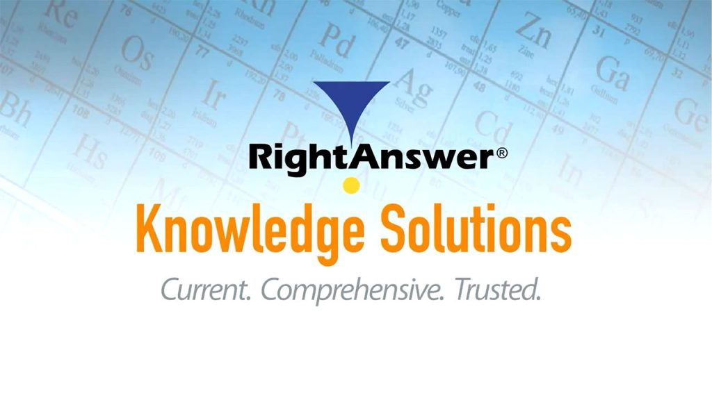 RightAnswer-Knowledge Solutions